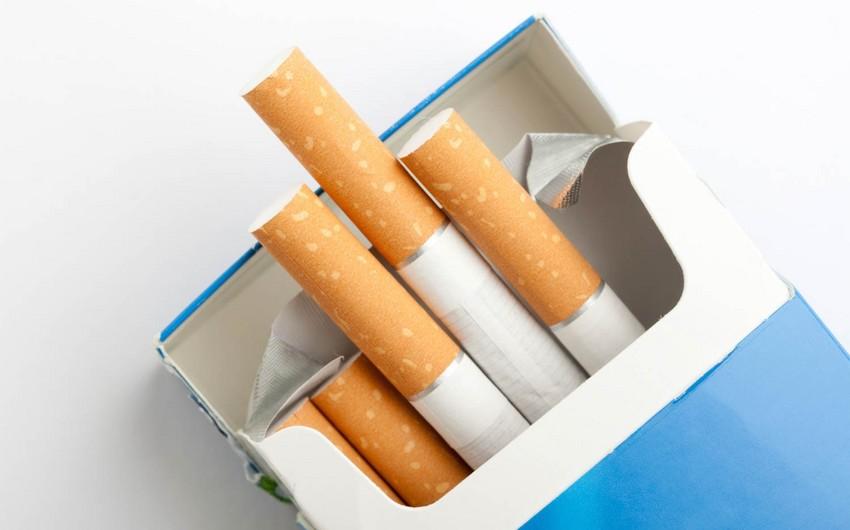 Азербайджан более чем втрое сократил импорт сигарет из Грузии