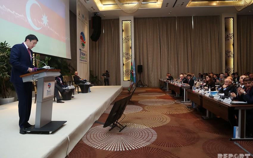 Bakıda Dayanıqlı inkişaf üçün enerji beynəlxalq forumu başlayıb