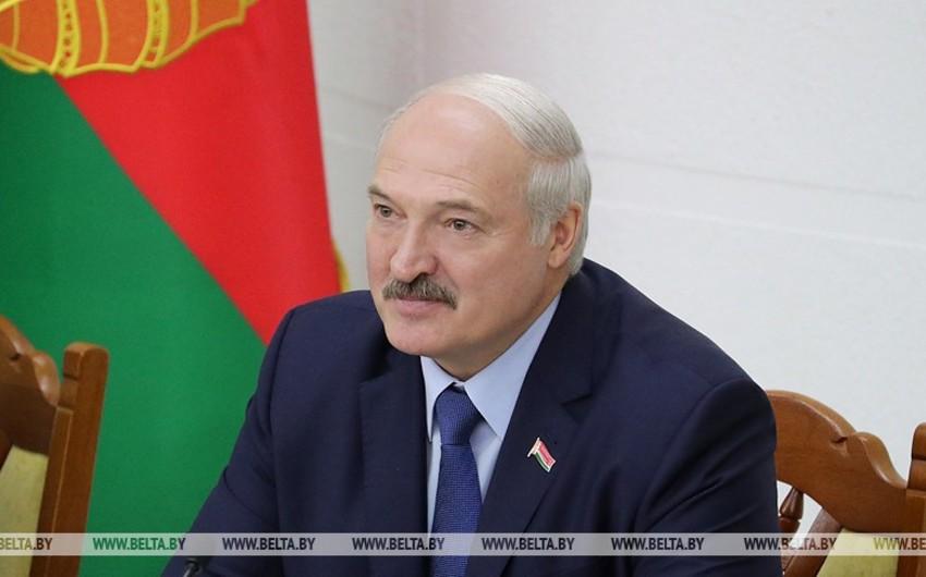 Лукашенко заявил, что устал быть президентом