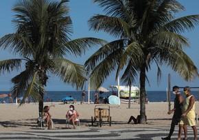 В Бразилии за сутки выявили более 23 тысяч случаев коронавируса