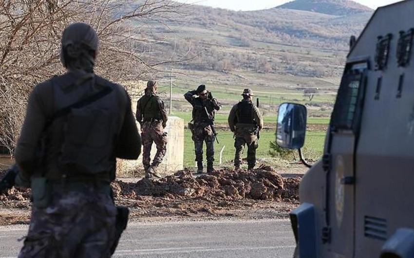 Türkiyənin Bitlis şəhərində komendant saatı tətbiq edilib