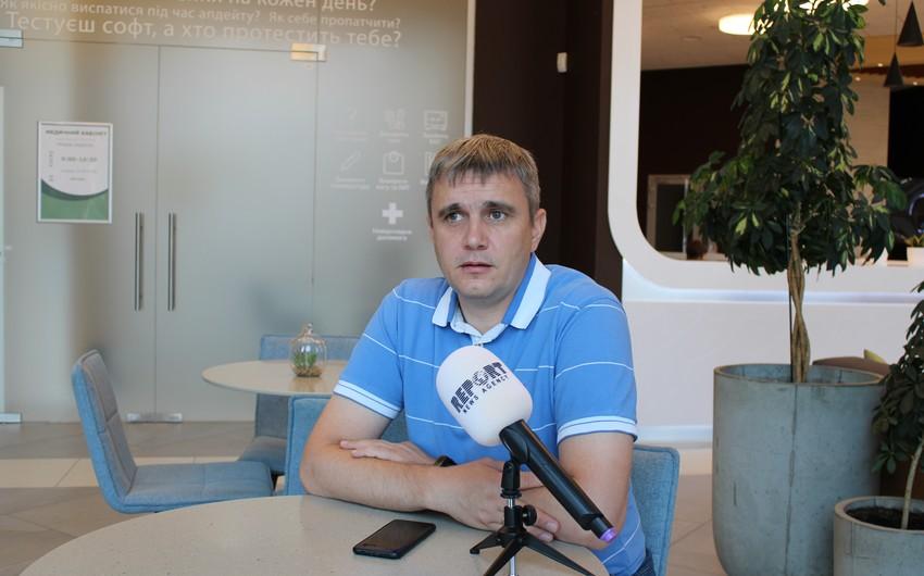 Лидер молодежного движения Украины: Освобождение Карабаха от оккупации - пример для нас