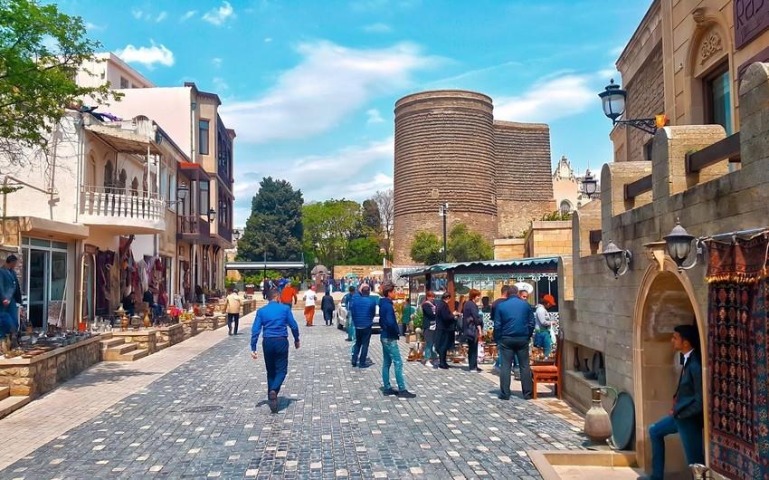 Azərbaycana turist axını 3,7 dəfə azalıb