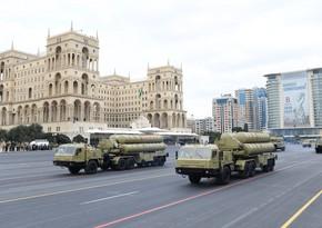 Обнародована сумма оборонных расходов Азербайджана в прошлом году