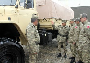 Military equipment reviewed ahead of Azerbaijan-Turkey joint drills - VIDEO