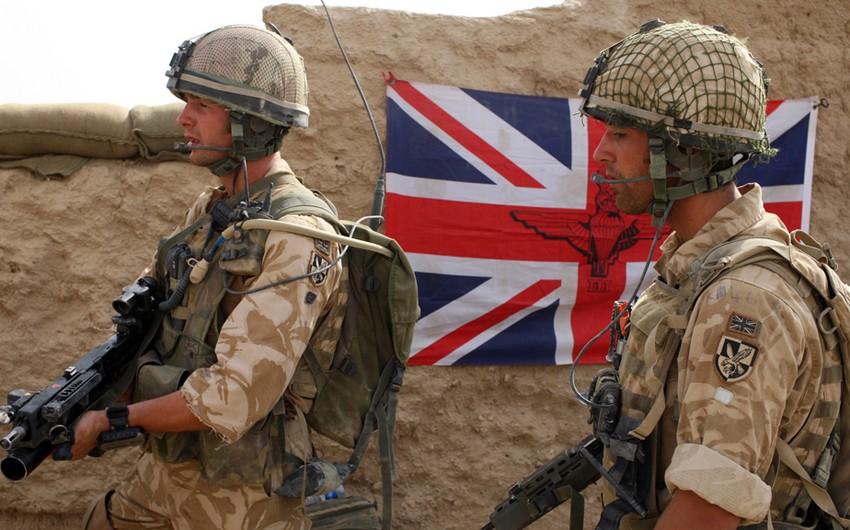 Великобритания намерена вывести почти весь свой контингент из Афганистана