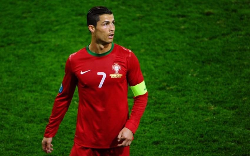 Роналду стал лучшим бомбардиром за всю историю чемпионатов Европы