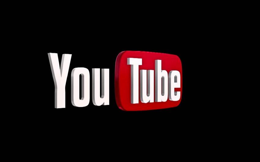 """Bəzi ölkələrdə """"YouTube""""un videolarına baxmaq mümkün olmayıb"""