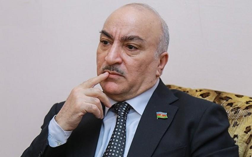 Deputat Qarabağ komitəsinin yaradılmasını təklif edib