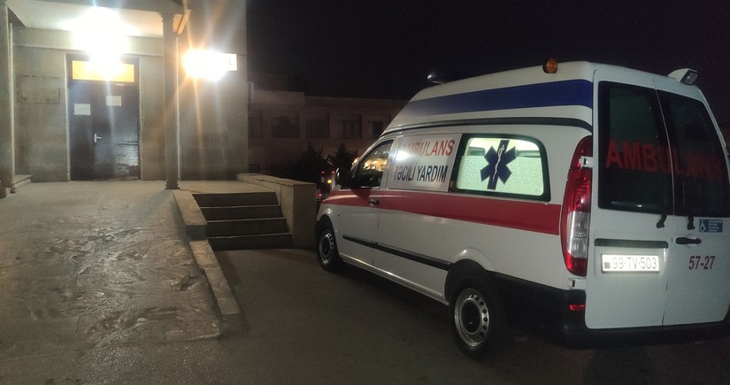 Bakıda 57 yaşlı qadını avtomobil vurdu