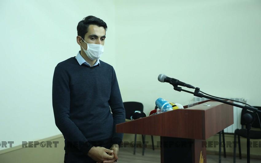 Azərbaycan dövlətinə sığınmış erməni pastor: Burada kilsələrin dağıdılması hallarına rast gəlməmişəm