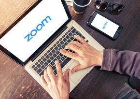 В работе Zoom произошел сбой