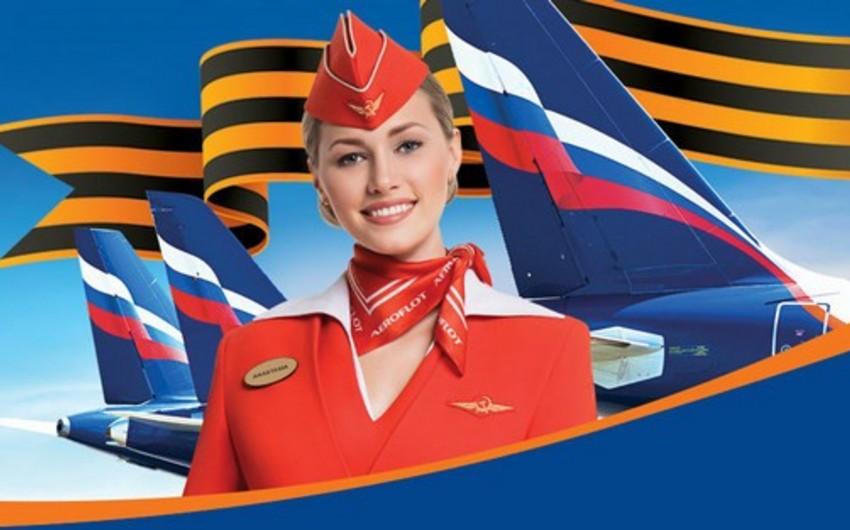 Azərbaycanın müharibə veteranları Aeroflotun pulsuz uçuş aksiyasından yararlana biləcək