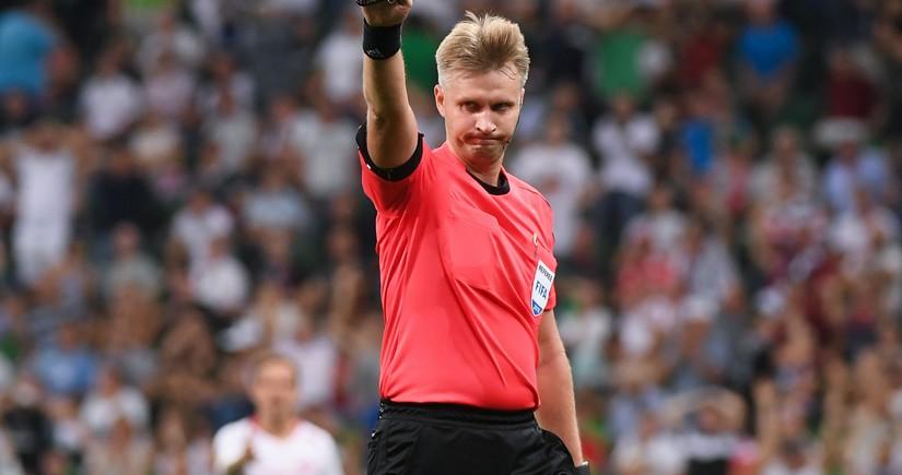 UEFA rusiyalı referini futboldan kənarlaşdırdı