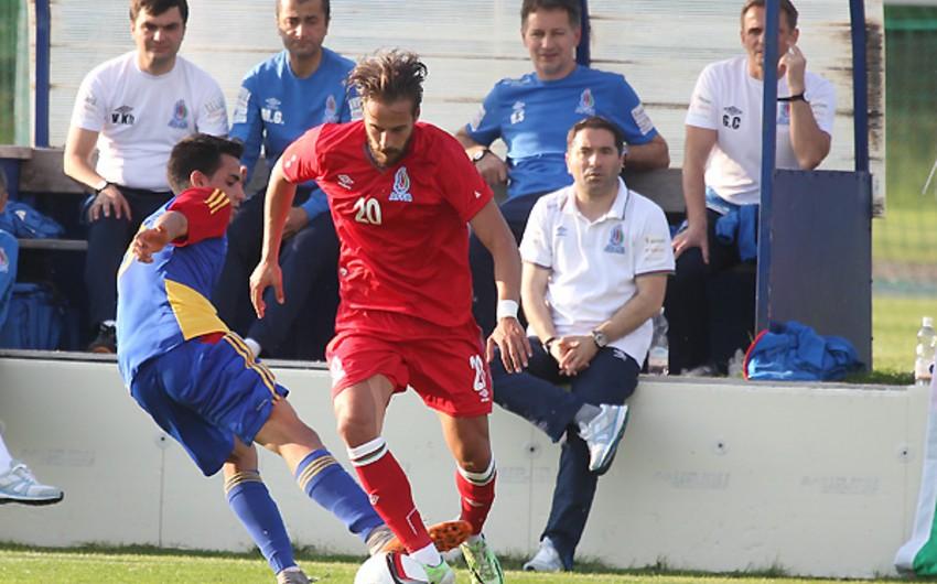 Ufuk Budak Azərbaycan milli komandasının mart toplanışında iştirak etməyəcək
