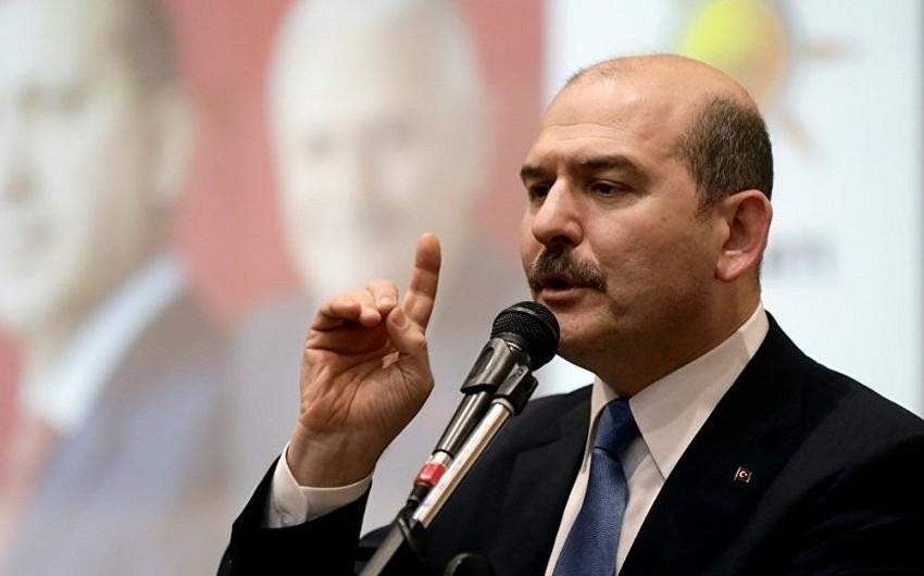 Süleyman Soylu: Çətin günlərdə yanımızda olduğu üçün Azərbaycana təşəkkür edirik