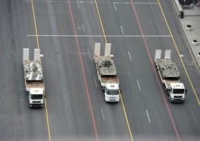 SIPRI: Ermənistan silahların 94%-ni Rusiyadan, Azərbaycan isə 64%-ni İsraildən idxal edir