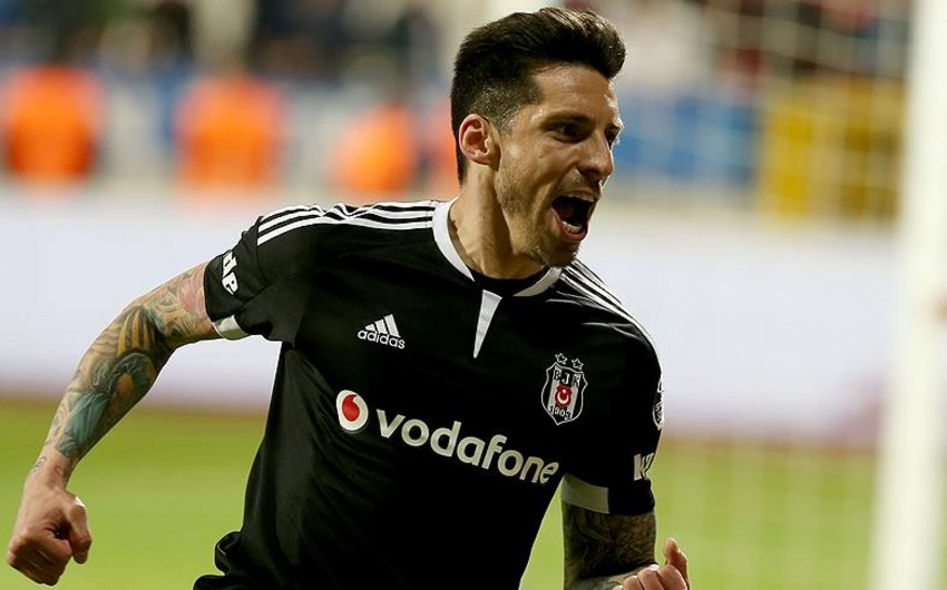 Milan klubu Beşiktaşın yarımmüdafiəçisini transfer edib