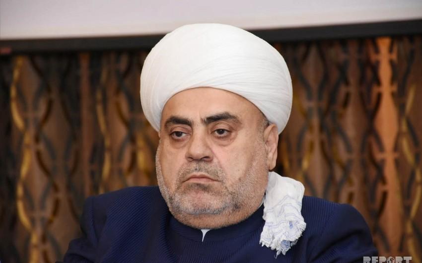Президент наградил Аллахшукюра Пашазаде орденом Гейдар Алиев