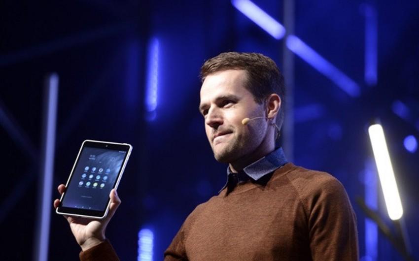 Nokia ilk Android planşetini təqdim edib