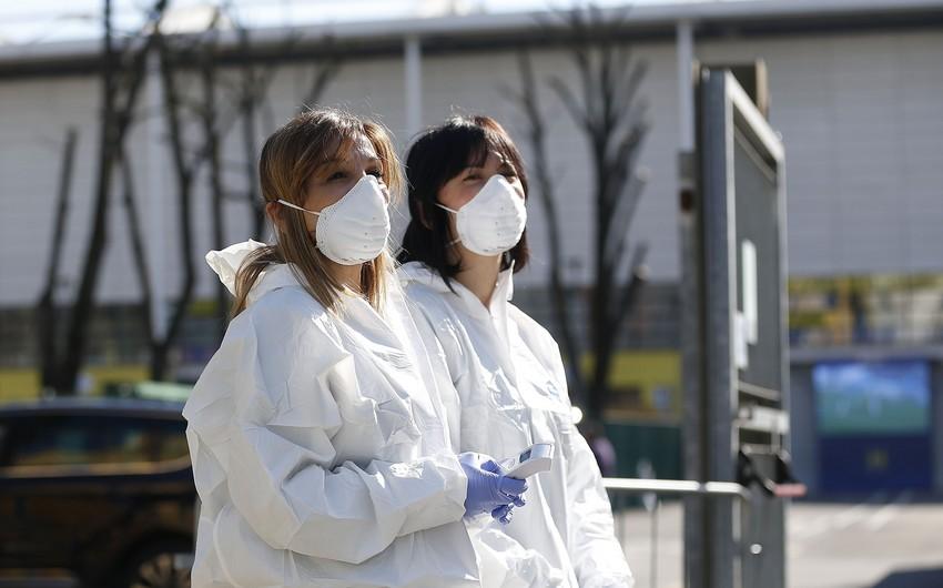 Dünyada koronavirusa yoluxanların sayı 1 milyonu ötdü