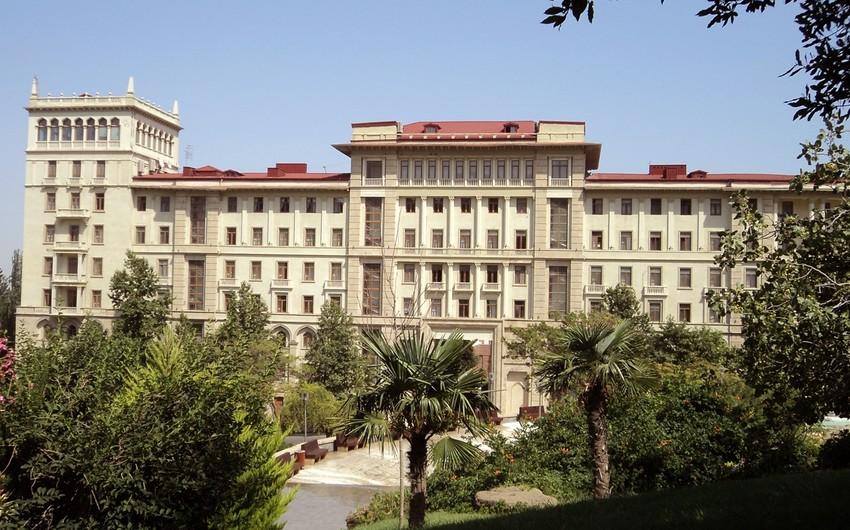 Damazlıq İpəkçilik Stansiyası Dövlət Toxum Fondunun tabeliyinə verilib