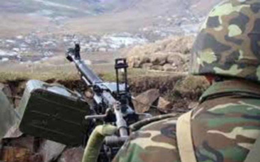 Армянские вооруженные формирования 68 раз нарушили режим прекращения огня
