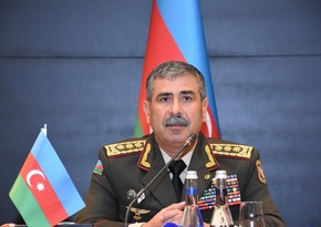 Azerbaijan's Defense Minister leaves for Turkey
