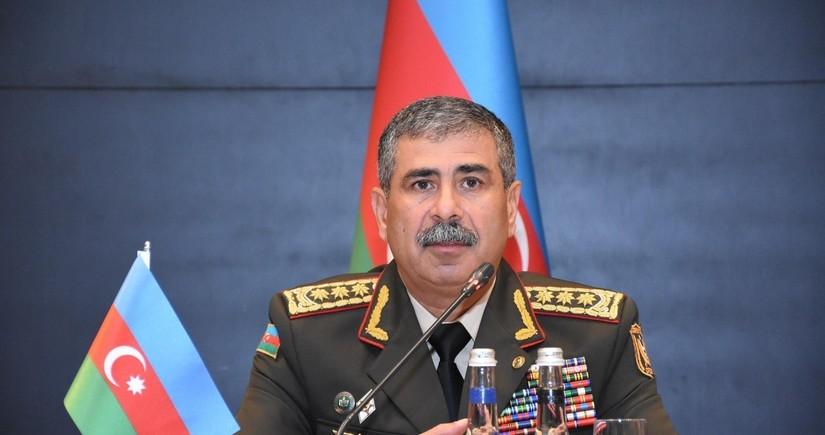 Zakir Həsənov: Ordumuzun döyüş təcrübəsi bir çox ölkələrin orduları tərəfindən öyrənilir