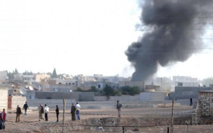 Suriyadakı rejimin qırıcısı vurulub