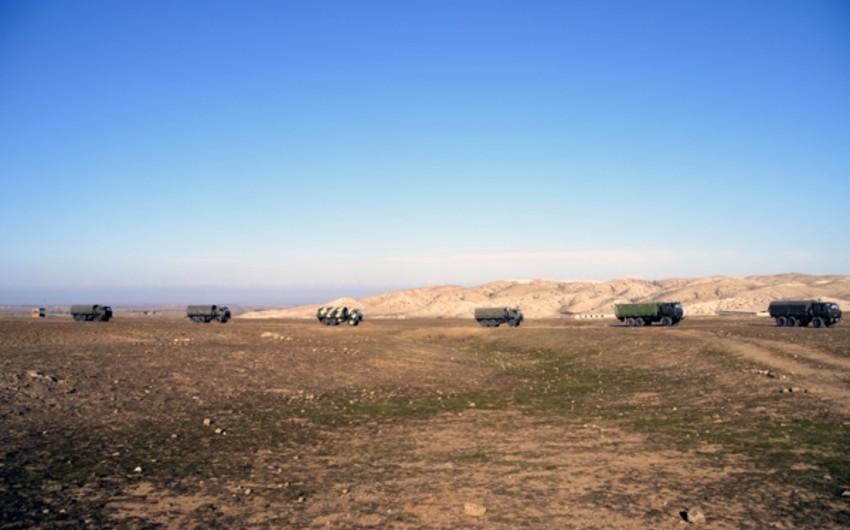 Müdafiə Nazirliyi: Ermənilərin 170-dək hərbi qulluqçusu və 12 zirehli texnikası sıradan çıxarılıb