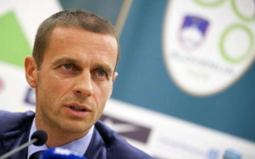 UEFA-nın yeni prezidenti ilk rəsmi səfərini Gürcüstana edəcək