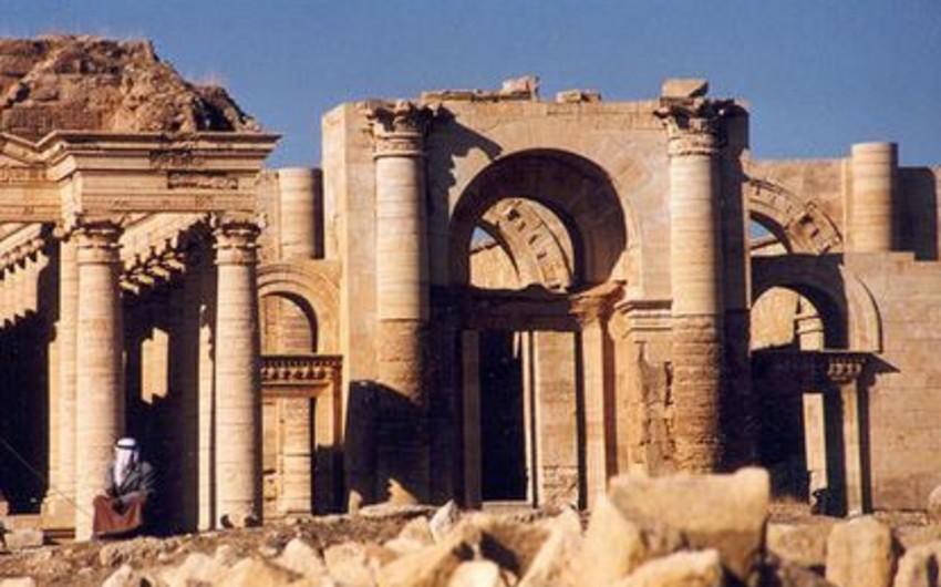 İraqda er.əv. III-II əsrlərə aid Hatra şəhəri məhv edilib