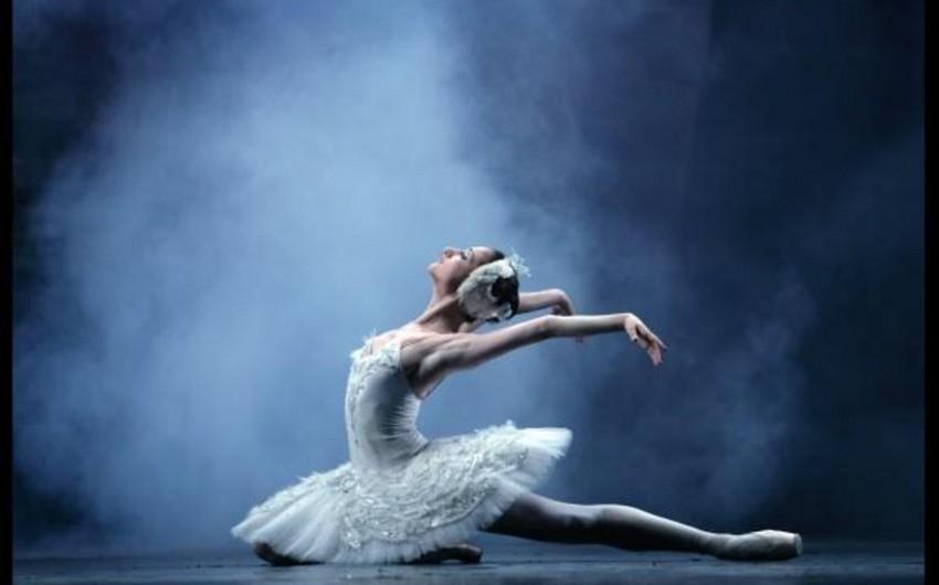 Qu gölü Ukraynanın balet ulduzlarının iştirakı ilə nümayiş etdiriləcək