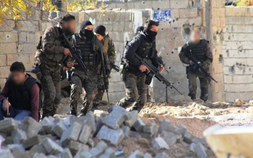 PKK terrorçuları ilə toqquşmada 2 nəfər şəhid olub, 3 nəfər yaralanıb