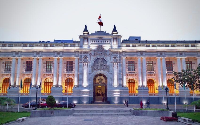 Peru Konqresi Azərbaycan xalqını təbrik edib - BƏYANAT