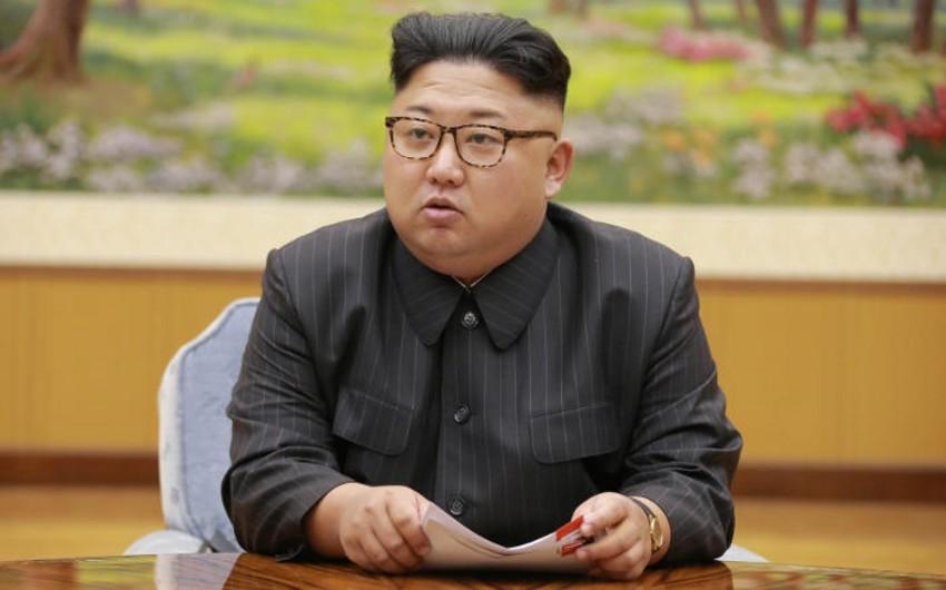 Kim Çen In Cənubi Koreya ilə danışıqlara başlamaq üçün tapşırıq verib