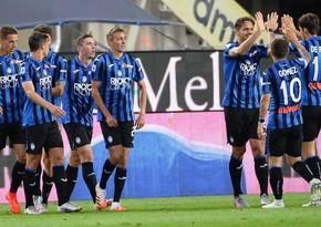 Аталанта одержала седьмую победу подряд в чемпионате Италии
