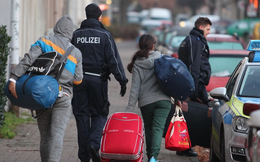 Bu il Gürcüstanın 3527 vətəndaşı xarici ölkələrdən sığınacaq istəyib