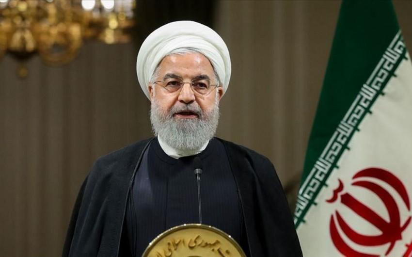 Рухани: Сотрудничество Ирана, России и Турции может помочь решению региональных кризисов