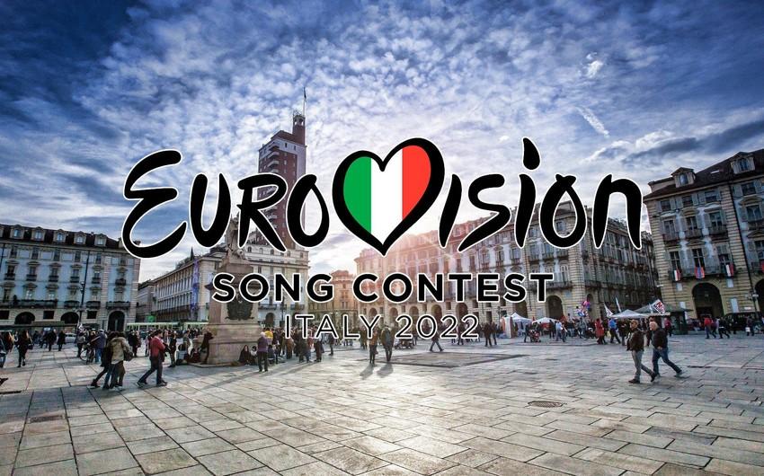 Eurovision-2022 Turin şəhərində keçiriləcək