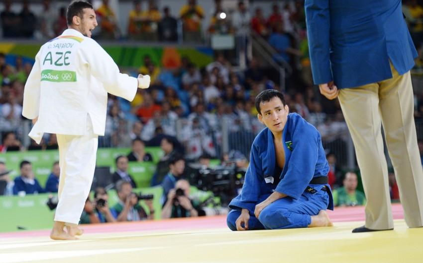 Азербайджанский дзюдоист вышел в полуфинал Олимпиады - ОБНОВЛЕНО
