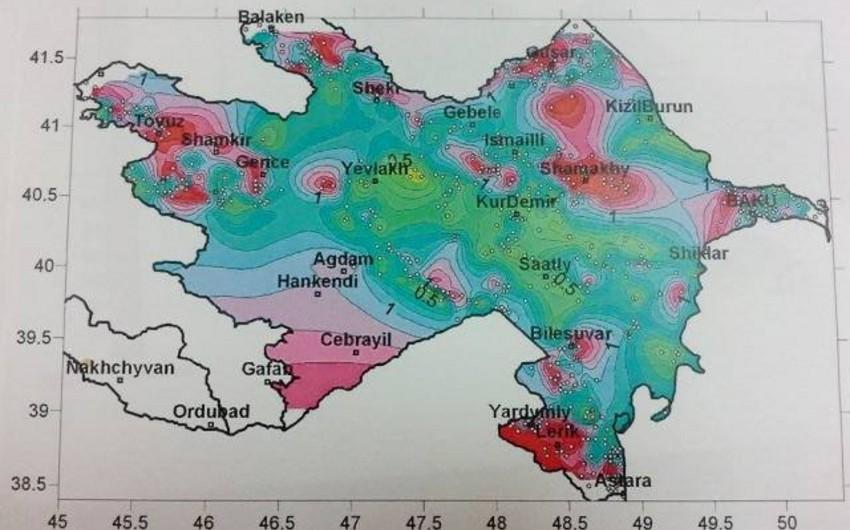 Azərbaycanda radon qazının paylanmasının tədqiqi üçün xaricdən yeni cihazlar alınacaq