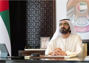UAE launches new government structure