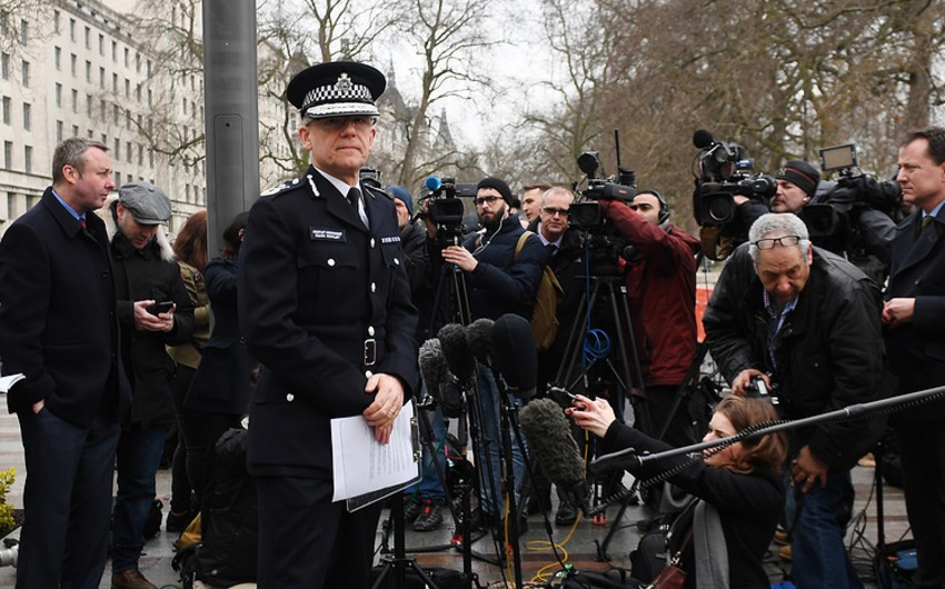 Londonda terror aktını törədən şəxsin kimliyi müəyyənləşdirilib