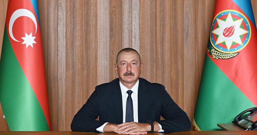 Ilham Aliyev: I really appreciate work of special forces