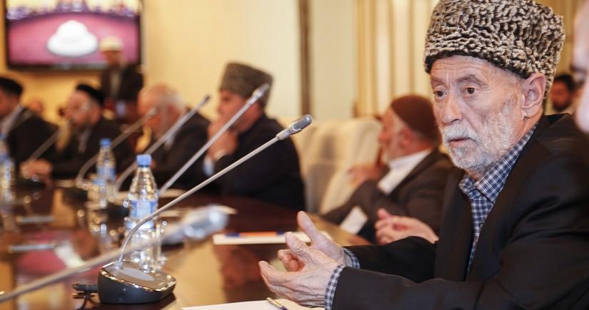 """""""Dini etiqad azadlığı haqqında"""" qanunda dəyişiklik edilir"""