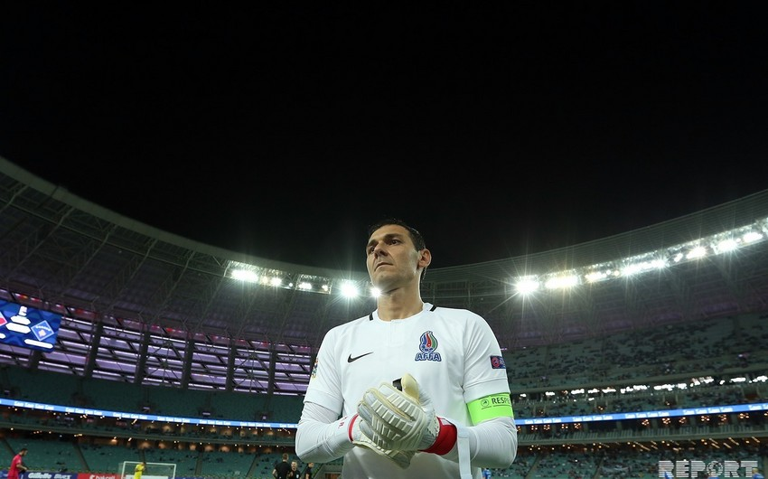 Капитан сборной Азербайджана: Больше нельзя терять очки