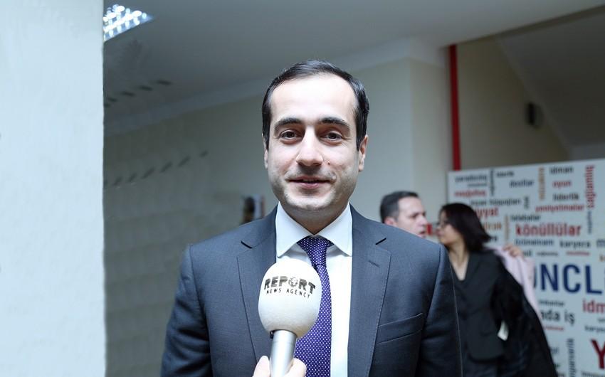 Yusuf Məmmədəliyev: Gənclərimiz ölkəmizin inkişafı üçün bütün sahələrdə önəmli rol oynamalıdır