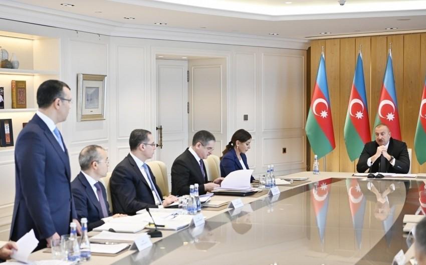 """Sahil Babayev: """"Ötən il DOST iş mərkəzləri 38 min iş yeri yaradıb"""""""